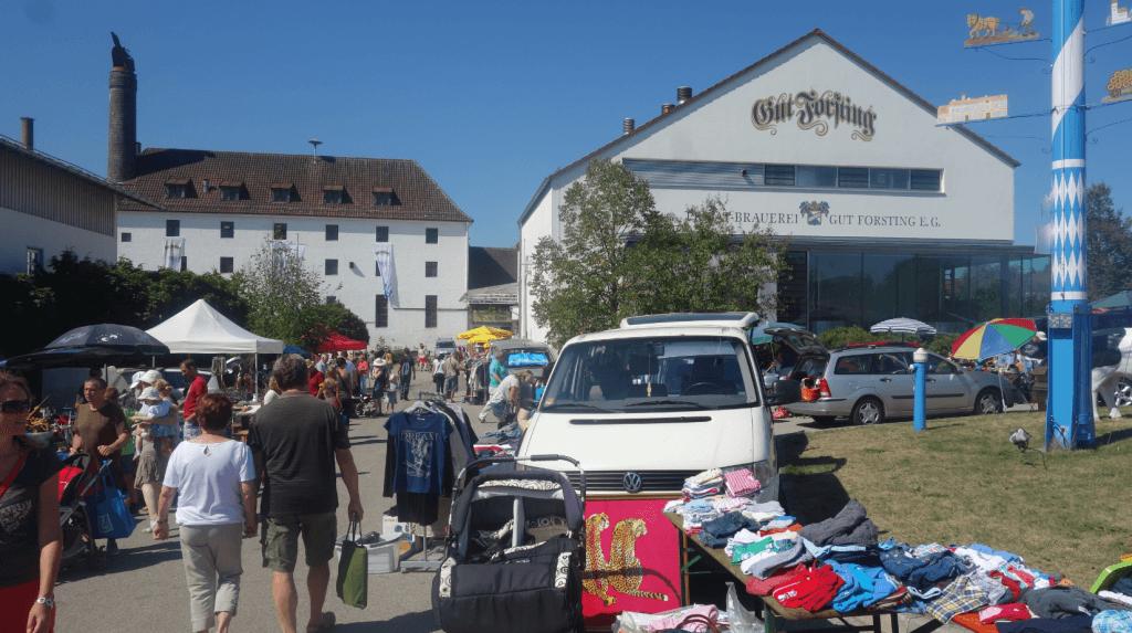 Flohmarkt 2015