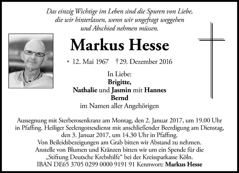 markus-hesse-todesanzeige-9ad493f4-bb6f-4197-93b9-5d3dd488a7c8
